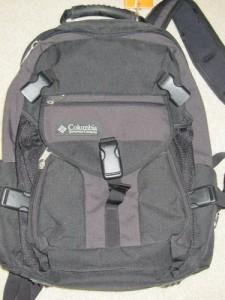 Backpack - Before