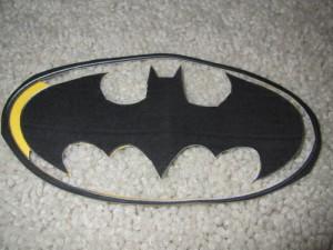 Batman Logo - Stencil