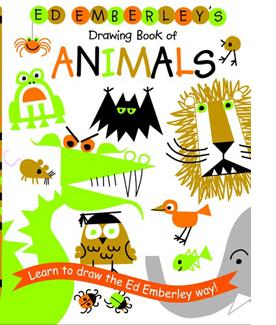 ed emberley animals