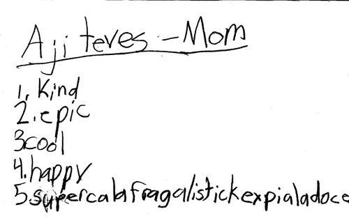 Andrew-Mom-Adjectives