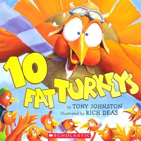 Fat Turkey's Song (Thanksgiving Song)